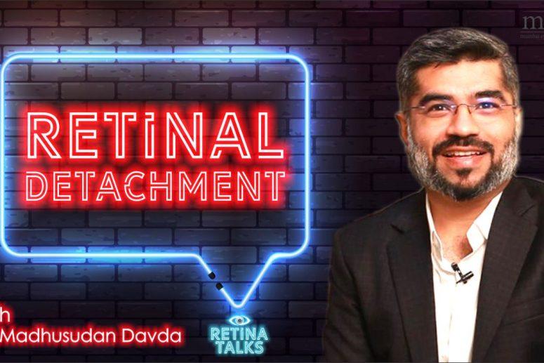 retinal detachment - retina detachment